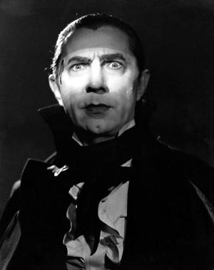 Bela Lugosi's dead.