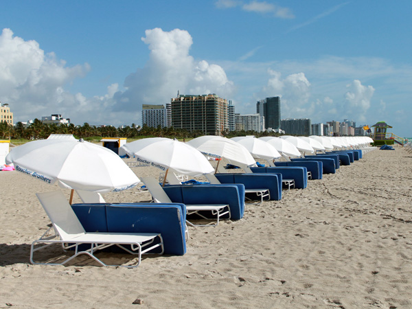 South Beach, Miami, FL.