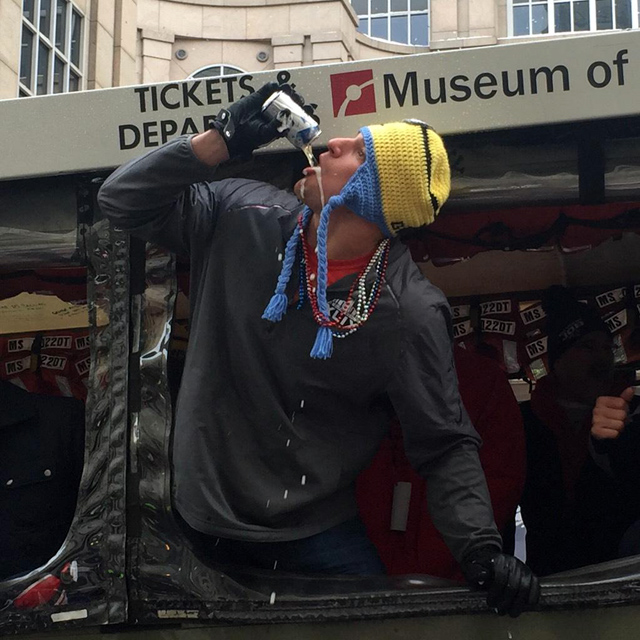 GRONK LIKE BEER