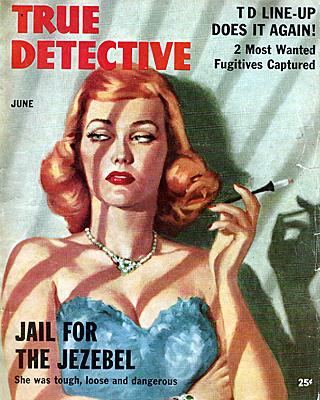 True Detective, June 1952
