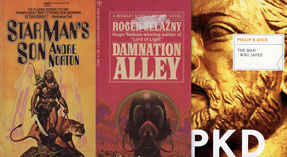 Star Man's Son, Damnation Alley, and The Man Who Japed